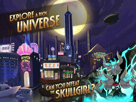 Skullgirls APK screenshot thumbnail 10