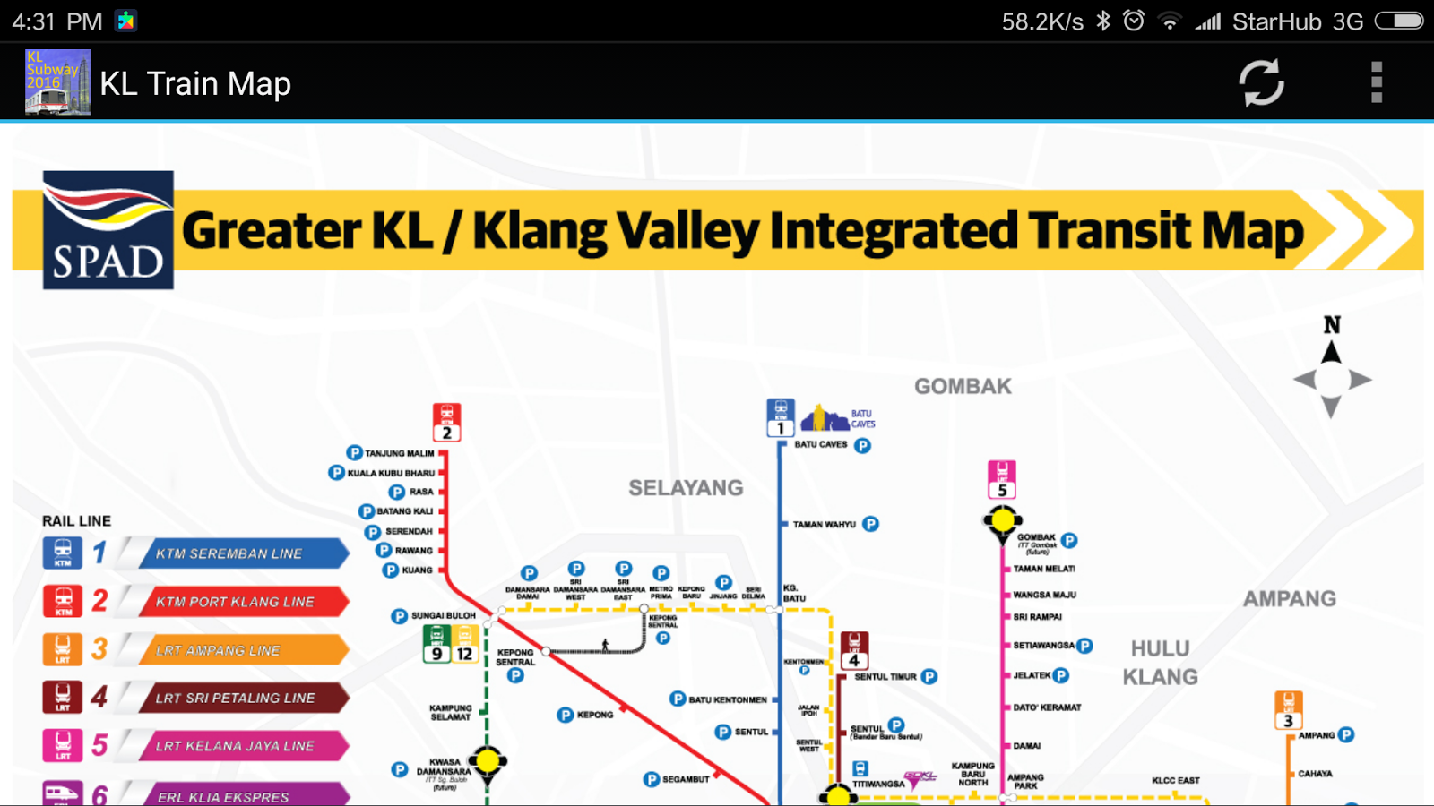Kuala Lumpur KL MRT Train Map Android Apps On Google Play - Japan map mrt