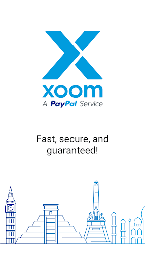 Xoom Money Transfer  screenshots 1