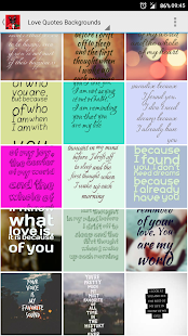 Love Quotes Backgrounds - náhled