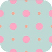 Pastel Polka Dot Wallpapers