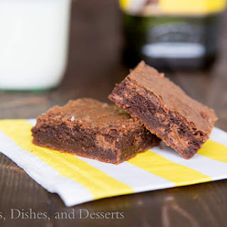 Double Chocolate Olive Oil Brownies