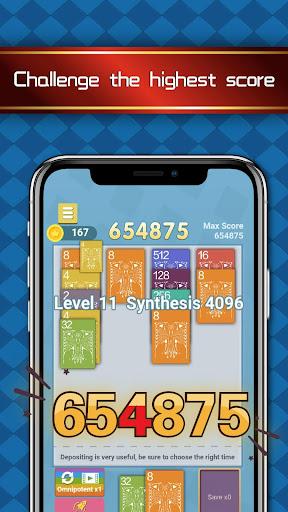 2048:card games  screenshots 5