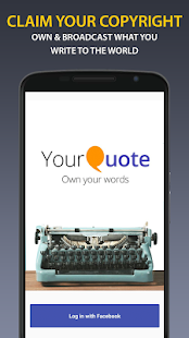 YourQuote — Best Writing App- screenshot thumbnail