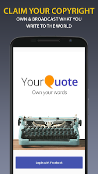 YourQuote — Best Writing App
