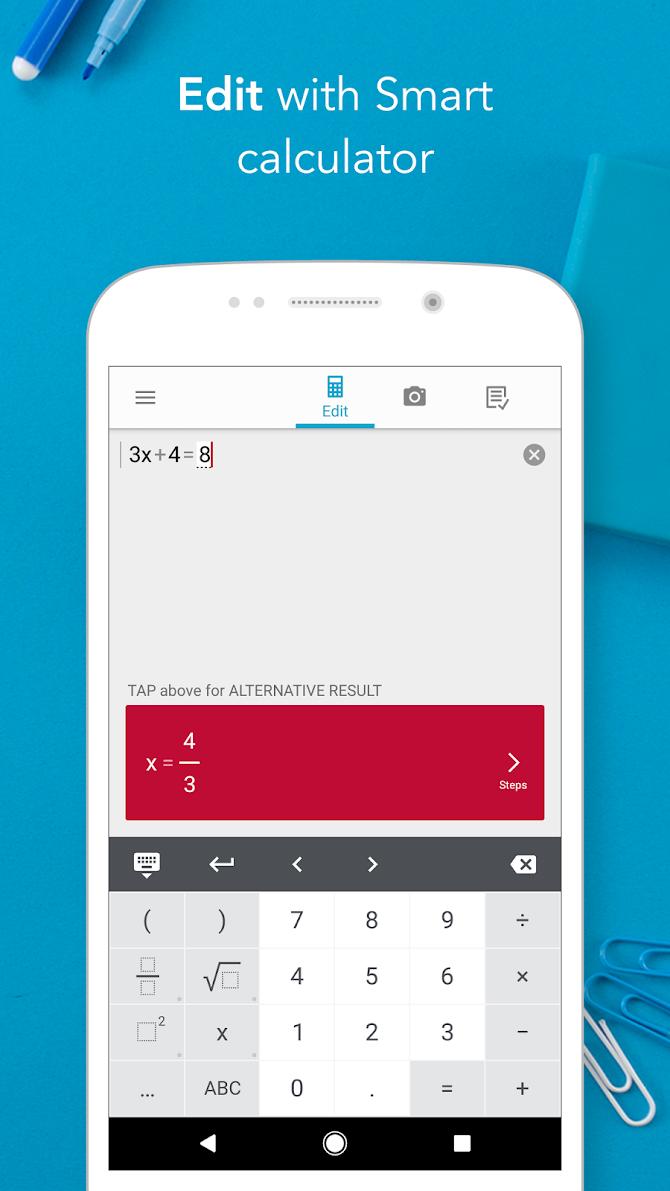 Photomath Android 3