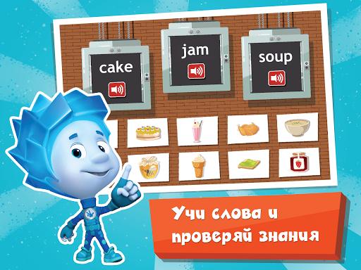 English for Kids. Fixiki. Learning the language android2mod screenshots 5