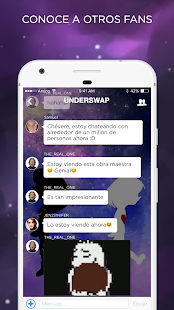 Undertale Amino en Español - náhled