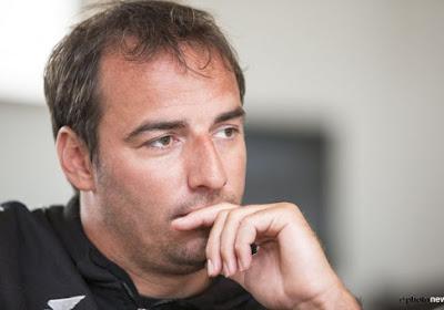 """Stijnen: """"J'aurais pu être troisième gardien à l'Euro!"""""""
