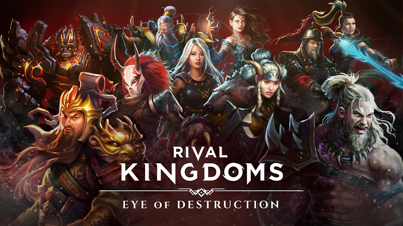 Rival Kingdoms: Age of Ruin v1.65.0.289 [Mod]