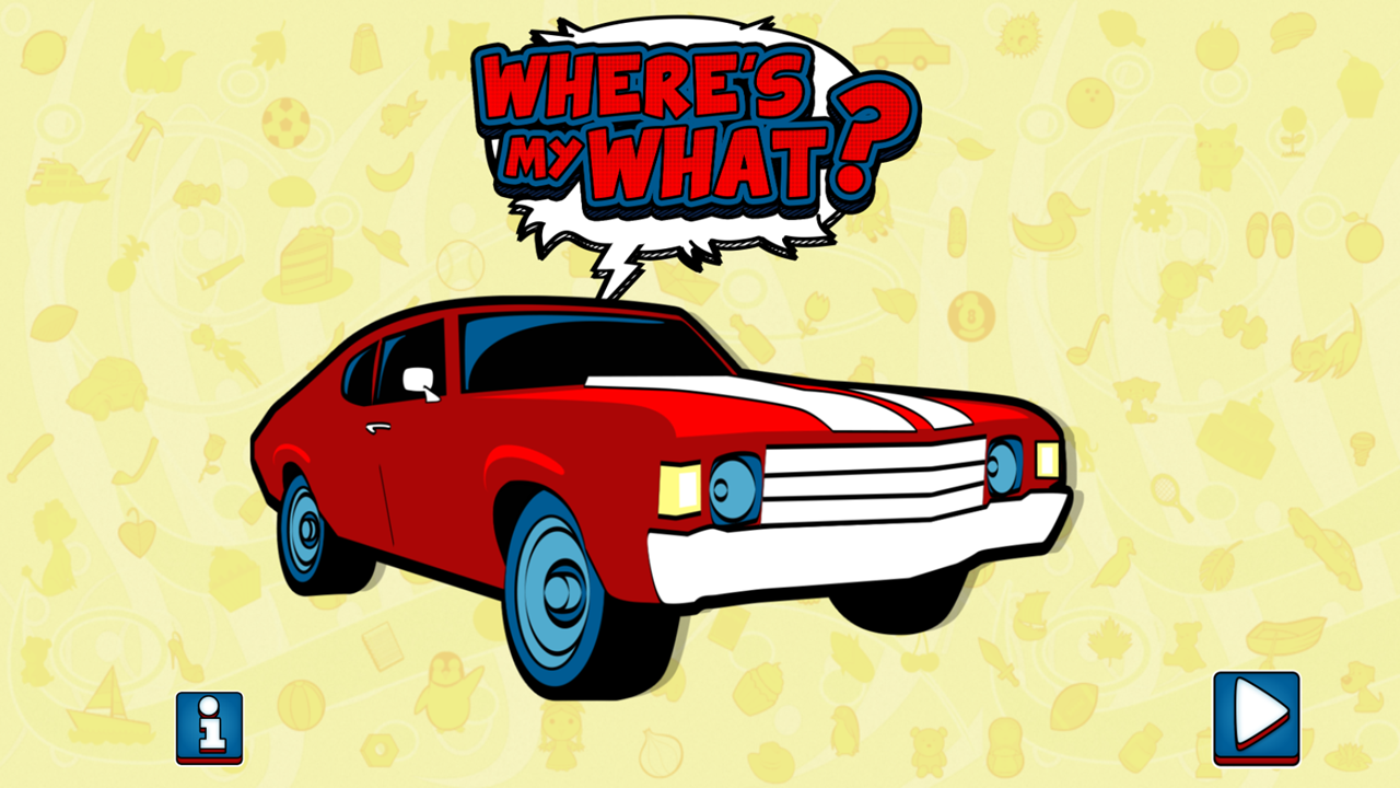 Where's My What? Free- screenshot