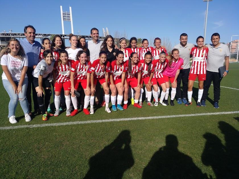 Las chicas del Almería son de oro