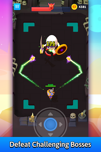 Bullet Knight: Dungeon Crawl Shooting Game screenshots 2