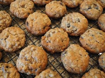 Lower My Cholesterol Oatmeal Cookies Recipe