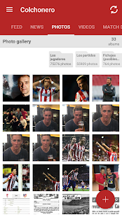 Atlético de Madrid Colchonero - screenshot thumbnail