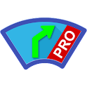 Head-Up Nav HUD Navigation PRO icon