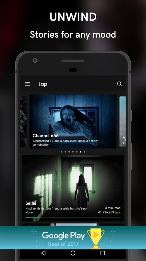 Tap - Chat Stories by Wattpad (Free Trial)- screenshot