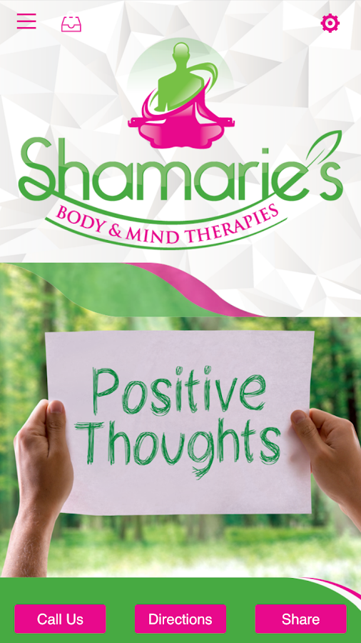 Shamarie's Body&Mind Therapies- screenshot