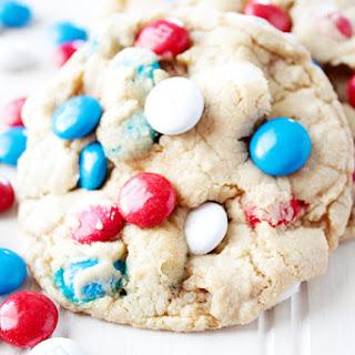 Super Soft M&M Brown Sugar Cookies