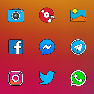 Crispy HD Icon Pack v2.2.1 [Patched] 4