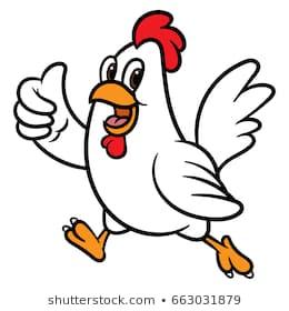 Chicken Clipart Images, Stock Photos & Vectors | Shutterstock