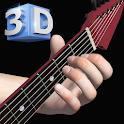 Guitar 3D - Basic Chords icon