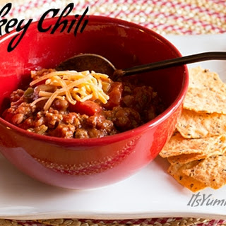 Turkey Chili Con Frijoles