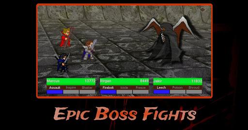 Legacy of Elaed: RPG (Free DEMO) screenshot 2