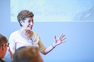 Photo: Oreskes Lecture