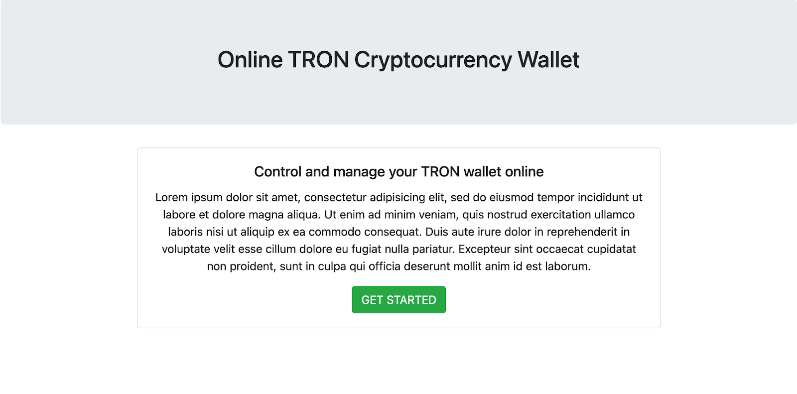 Two-factor Authenticated Crypto Wallets
