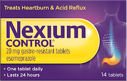 Nexium Control Treats Heartburn and Acid Reflux - 14 tablets