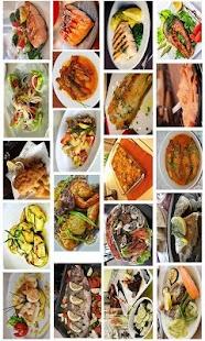 Fish Cuisine Recipes - náhled