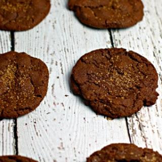 Triple Chocolate Diablo Cookies