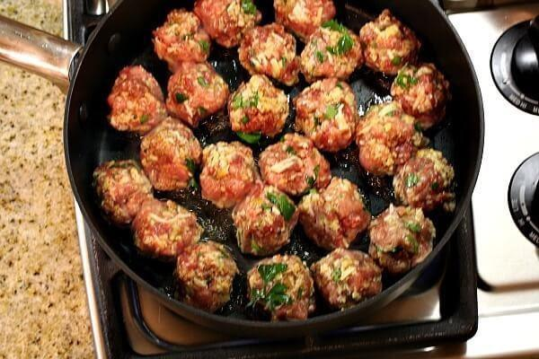 Có thể nướng bằng chảo nếu bạn không dùng bếp than