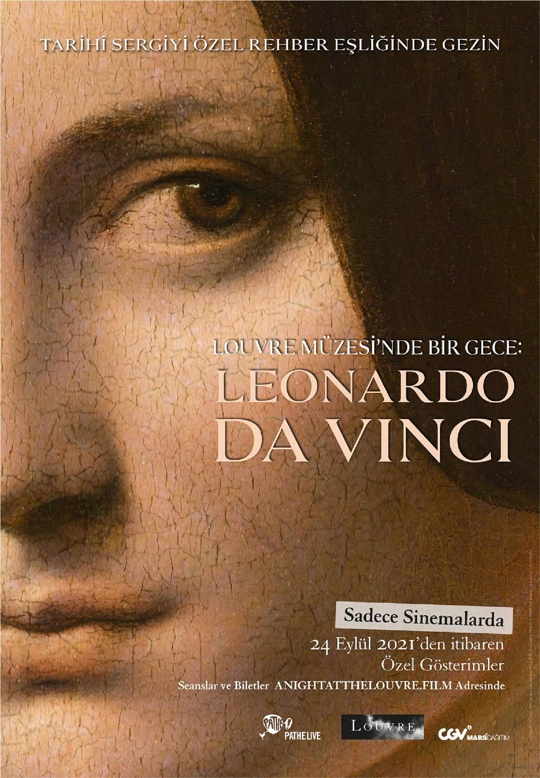 Louvre Müzesi'nde Bir Gece: Leonardo Da Vinci - A Night at the Louvre: Leonardo Da Vinci (2021)