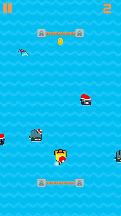 Paddle Duck- screenshot