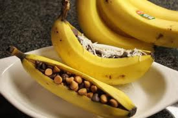 Banana Boat Recipe