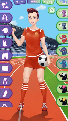 Fitness Girls Dress Up 1.2 screenshots 2