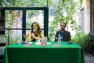 Photo: Critica della democrazia digitale La politica 2.0 alla prova dei fatti Presentazione del libro e conversazione con Fabio Chiusi e Anna Masera. Photo by www.michelabiagini.com