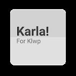 Karla! For Klwp v1.0