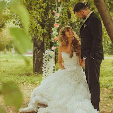 Wedding photographer Milana Brusnik (Milano4ka). Photo of 06.11.2015
