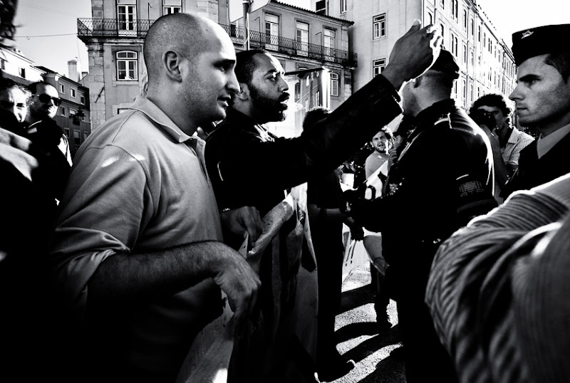 Photo:   Lisbon, Portugal - S. Bento  Ocupar Lisboa  #occupy #globalchange #15O #anonymous #99%