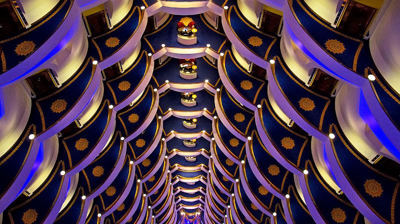 Blue Vertigo di Francesca Malavasi
