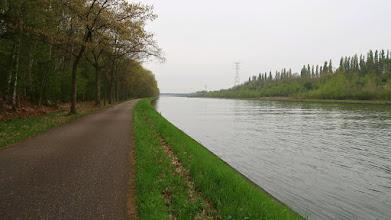 Photo: Canal Albert vers Genk