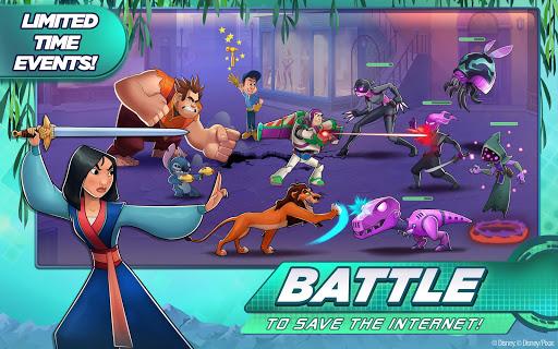 Disney Heroes: Battle Mode 2.2.20 screenshots 8