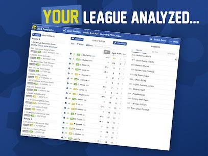 Footballguys Fantasy Football Draft Dominator 2020 5