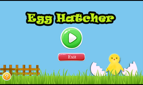 Egg Hatcher- Funny arcade game screenshot 0
