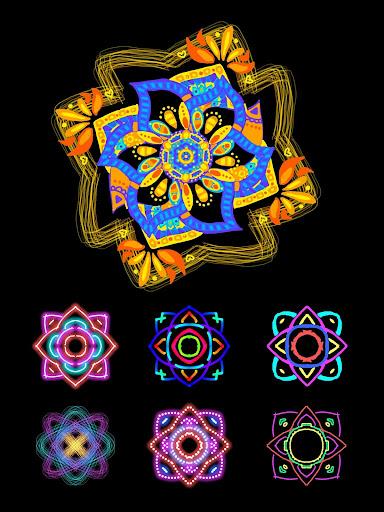 Doodle Master - Glow Art 1.0.24 screenshots 10
