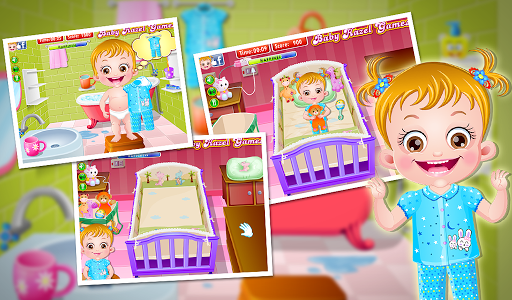Baby Hazel Baby Care Games 9 screenshots 11