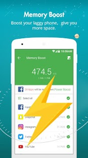 Clean My Phone - Speed Up- screenshot thumbnail